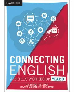 Connecting English: A Skills Workbook Year 9 (print & digital)