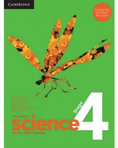 [Pre-order] Cambridge Science for NSW Stage 4 (print & digital) [Due Aug 2021]