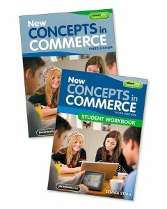 New Concepts in Commerce 3rd Edition Value Pack (Text + Workbook) (Available to Order)