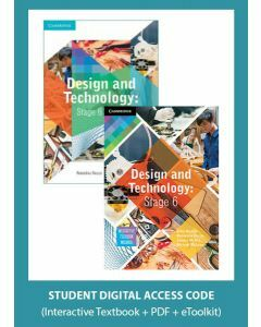 Design & Technology Stage 6 eTextbook & eToolkit (Access Code)