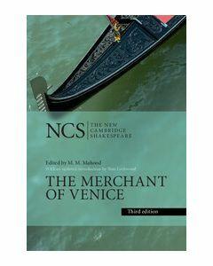 The Merchant of Venice 3e (New Cambridge Shakespeare)
