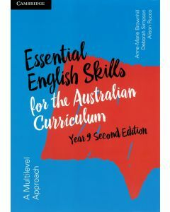 Essential English Skills for the Australian Curriculum Year 9 2nd edition
