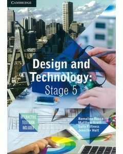 Design and Technology Stage 5 (print + digital)
