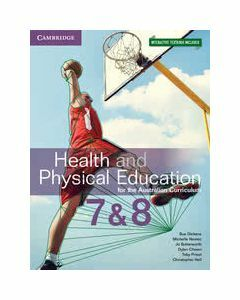 Health and Physical Education for the AC Years 7 and 8 Pack (Textbook and Interactive Textbook)