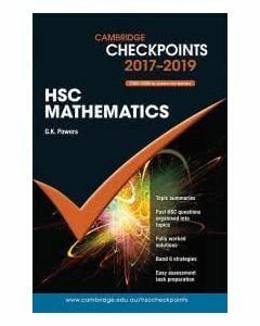 Cambridge Checkpoints HSC Mathematics 2017-2019
