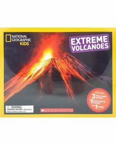 Extreme Volcanoes (Ages 5+)