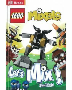 Lego Mixels - Let's Mix!