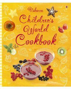 Usborne Children's World Cookbook