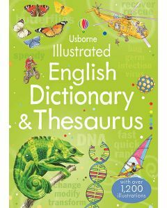 Illustrated English Dictionary & Thesaurus