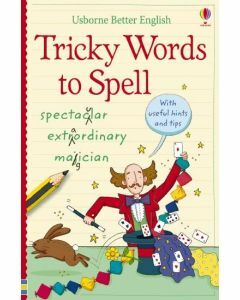 Tricky Words to Spell (Usborne Better English)