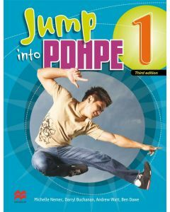Jump Into PDHPE 3ed Book 1 (With CD)