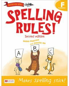 Spelling Rules! 2e Book F