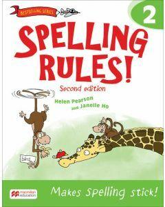 Spelling Rules! 2e Book 2