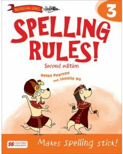 Spelling Rules! 2e Book 3
