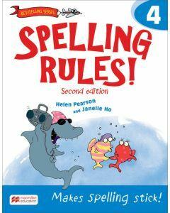 Spelling Rules! 2e Book 4
