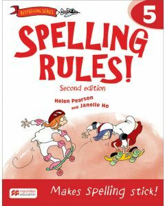 Spelling Rules! 2e Book 5