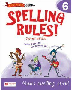 Spelling Rules! 2e Book 6