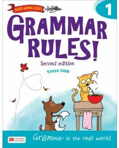 Grammar Rules! 2e Book 1
