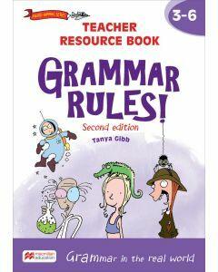Grammar Rules! 2e TRB 3-6