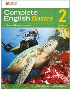 Complete English Basics 2: 3rd ed Student Book