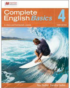 Complete English Basics 4: 3rd ed Student Book