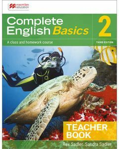 Complete English Basics 2: 3rd ed Teacher Resource Book