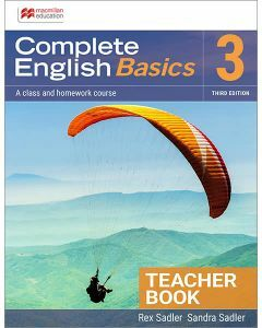 Complete English Basics 3: 3rd ed Teacher Resource Book