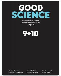 [Pre-order] Good Science NSW Stage 5 Student Book + Digital [Due Oct 2019]