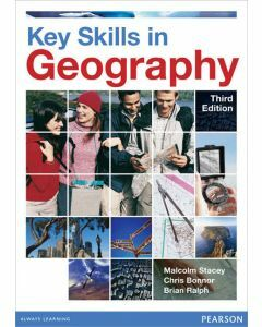Key Skills in Geography 3ed (Book + CD)