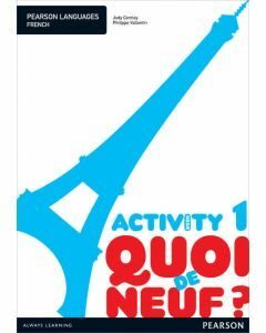 Quoi de neuf ? 1 Activity Book