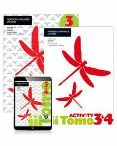 iiTomo 3+4 Student Book, eBook and Activity Book (1e)