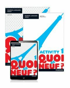 Quoi de neuf ? 1 Student Book with Reader+ and Activity Book