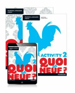 Quoi de neuf ? 2 Student Book with Reader+ and Activity Book
