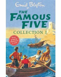 The Famous Five Collection 1 Books 1-3