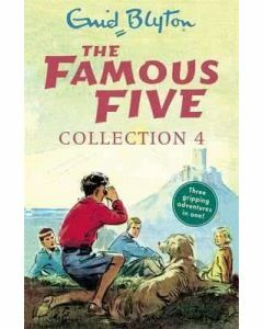 The Famous Five Collection 4 Books 10-12