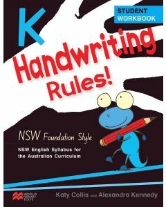 Handwriting Rules! NSW Foundation Style K