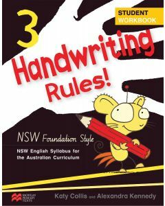 Handwriting Rules! NSW Foundation Style 3