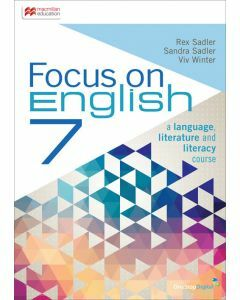 Focus on English 7 Student Book + eBook