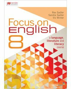 Focus on English 8 Student Book + eBook