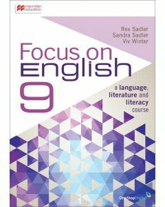 Focus on English 9 Student Book + eBook