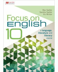 Focus on English 10 Student Book + eBook