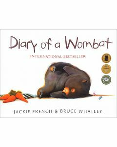 Diary of a Wombat Big Book