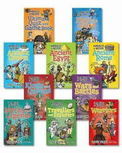 Hard Nuts of History Set (10 Books)