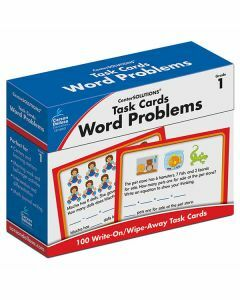 Task Cards Word Problems Grade 1