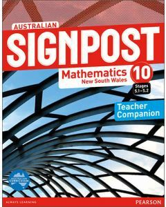Australian Signpost Mathematics New South Wales 10 (5.1-5.2) Teacher Companion