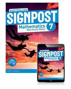 Australian Signpost Mathematics NSW 7 Student Book with eBook