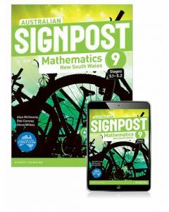 Australian Signpost Mathematics New South Wales 9 (5.1-5.2) Student Book with Reader+