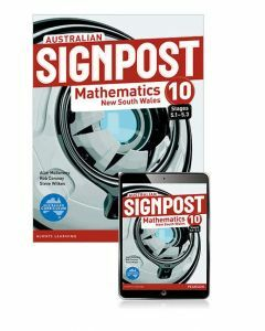 Australian Signpost Mathematics NSW 10 (5.1-5.3) Student Book with eBook