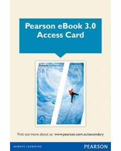 Pearson Mathematics NSW Year 9 (5.1-5.3) eBook 3.0 (Access Code)