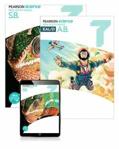 Pearson Science NSW 7 Student Book and EAL/D Activity Book with Reader+